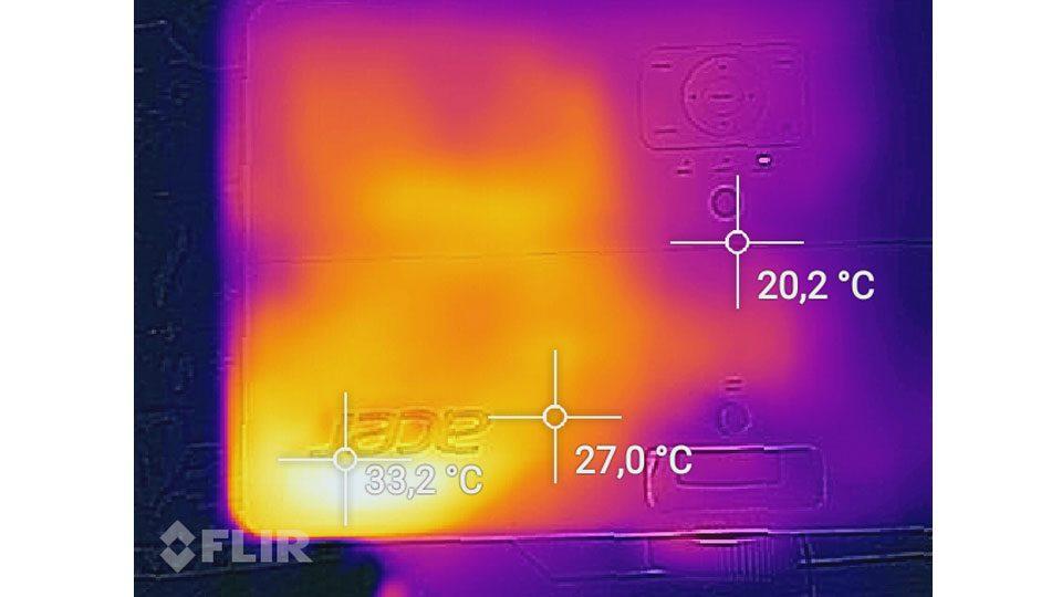 Acer M550 Hitze_1