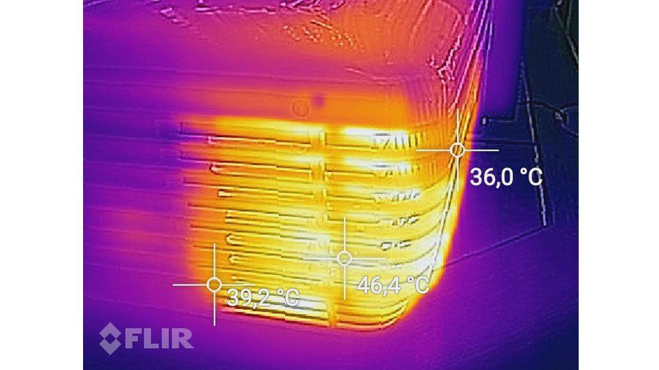 Acer M550 Hitze_2