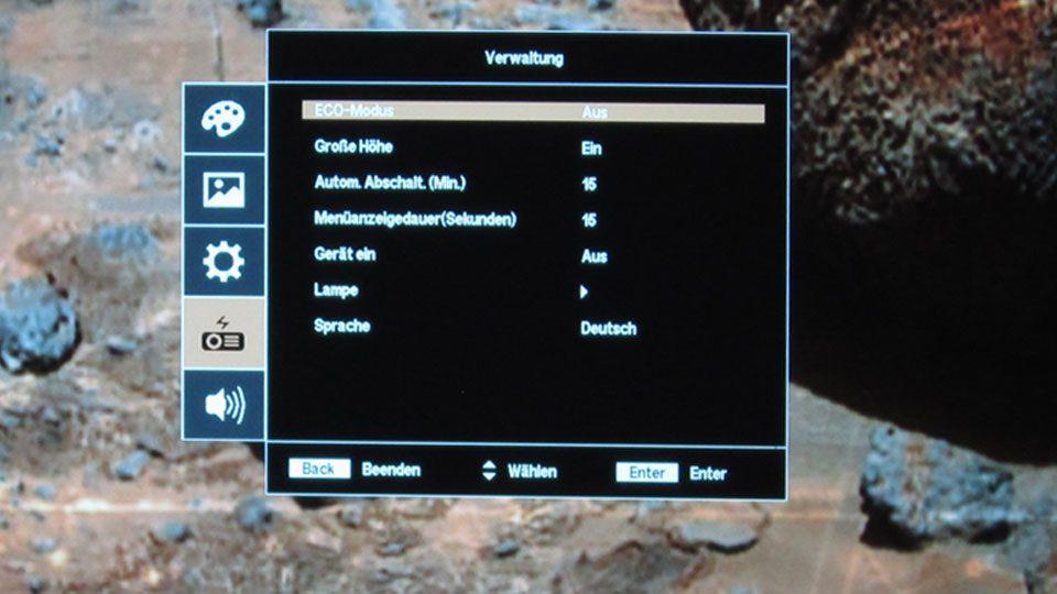 Acer M550 Settings_10