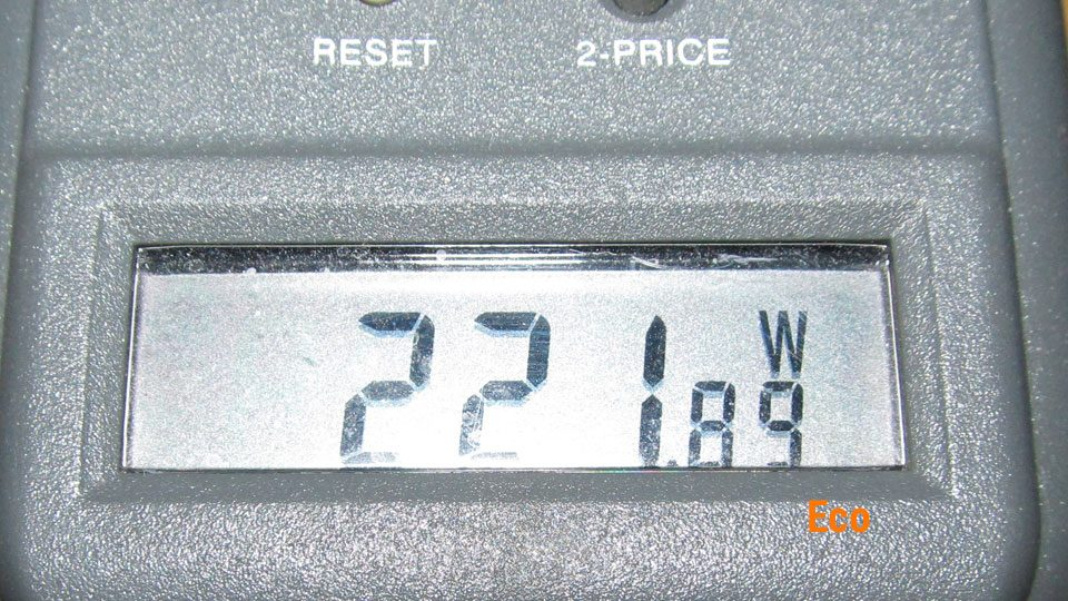 Acer M550 Watt_2