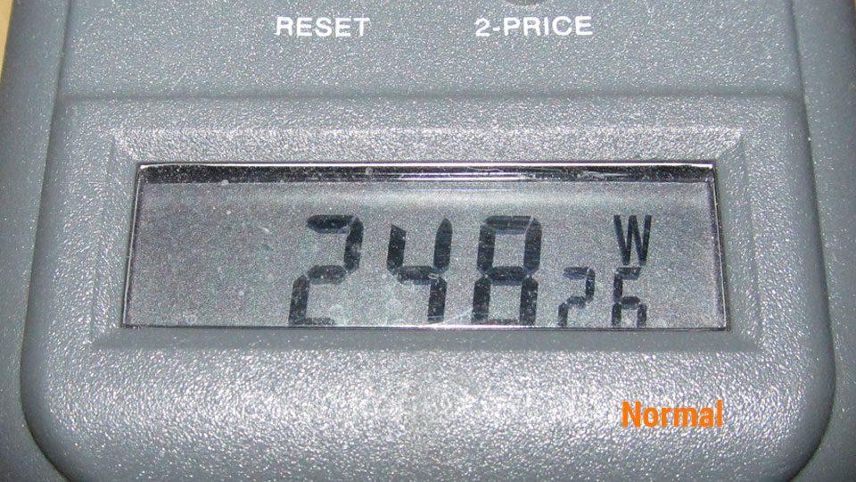 Acer M550 watt_3