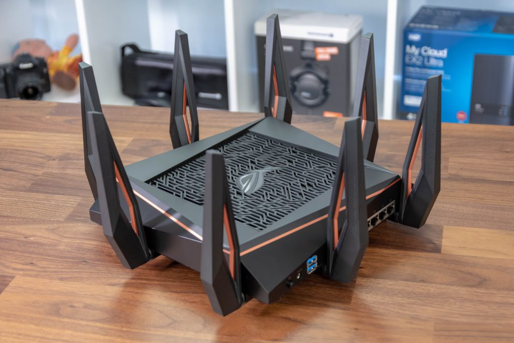 Asus GT-AX11000 ROG Gaming Router