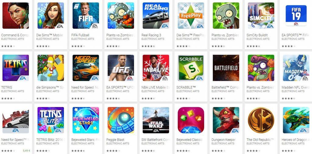 Command Conquer rivals EA store