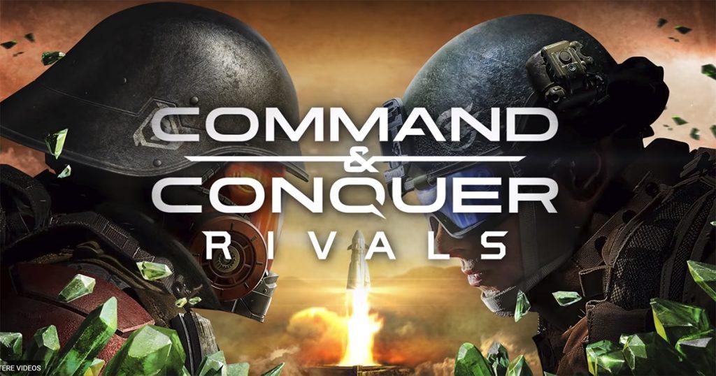 EA veröffentlicht Command & Conquer: Rivals für Android und iOS