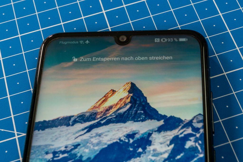 Huawei P smart 2019 Notch