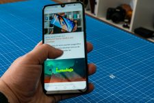 Huawei P smart 2019 surfen