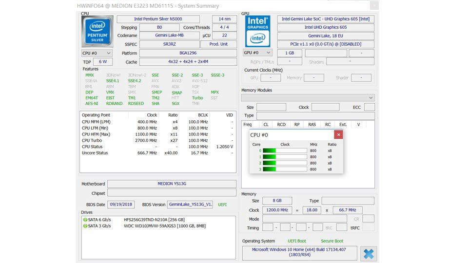 Medion AKOYA E3223 Hardware_7