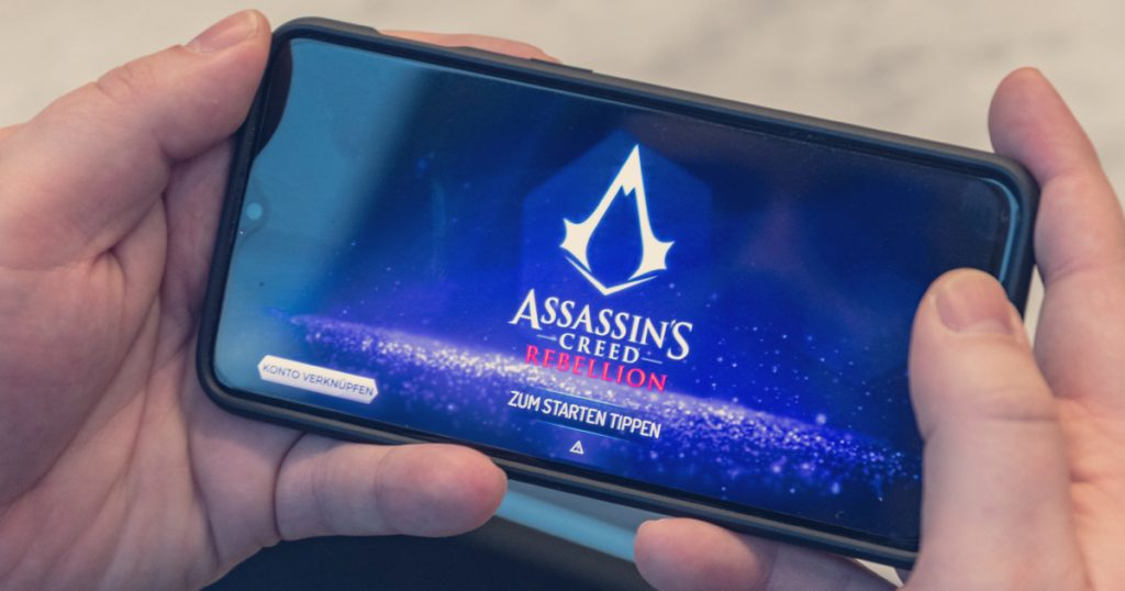 Assassin's Creed Rebellion angespielt: Geduld haben in Spanien
