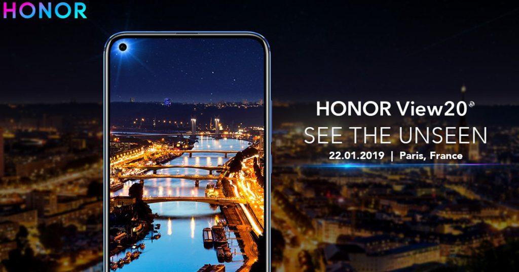 Honor View 20: Neue Infos zu den technischen Daten