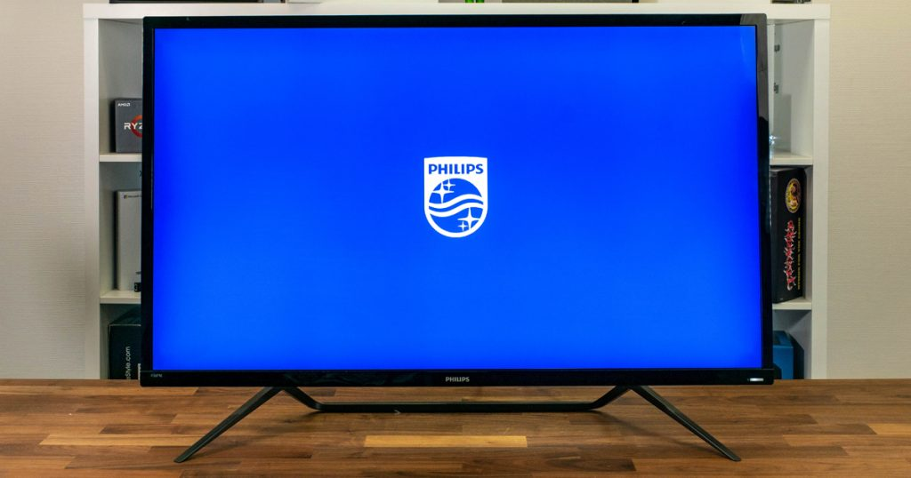 Philips Momentum 43: Riesiger 4K-Monitor mit HDR1000