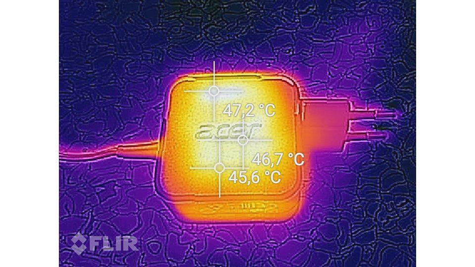 Acer Swift 3 Ultra Thin 15,6 Hitze_4