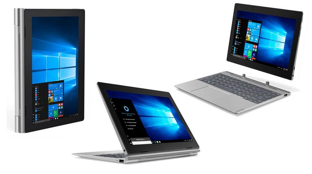 Lenovo IdeaPad D330-10IGM – Verwandlungskünstler mit sehr hellem 10,1 Zoll Tablet