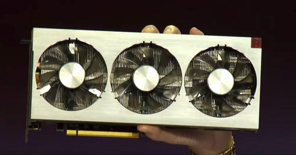 [CES 2019] AMD Radeon VII vorgestellt: Leistung einer RTX 2080 ab 7. Februar für 699 USD