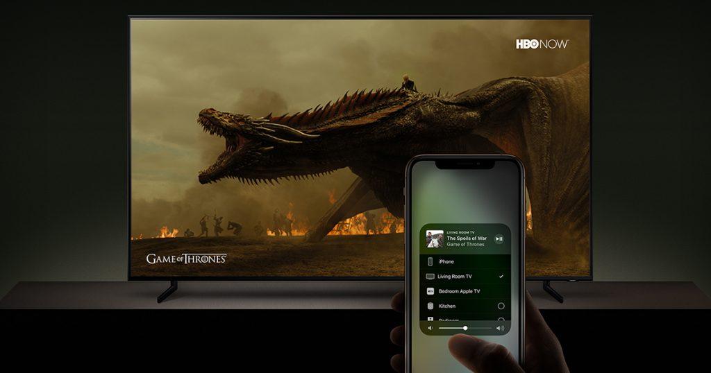 [CES 2019] Hands On: Samsung QLED 8K-TV mit 82 Zoll, HDMI 2.1 und Apple AirPlay 2- sowie iTunes-Unterstützung