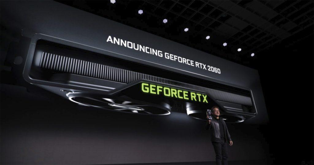 [CES 2019] Neues von Nvidia: GeForce RTX 2060, GeForce RTX für Notebooks und G-Sync Ultimate