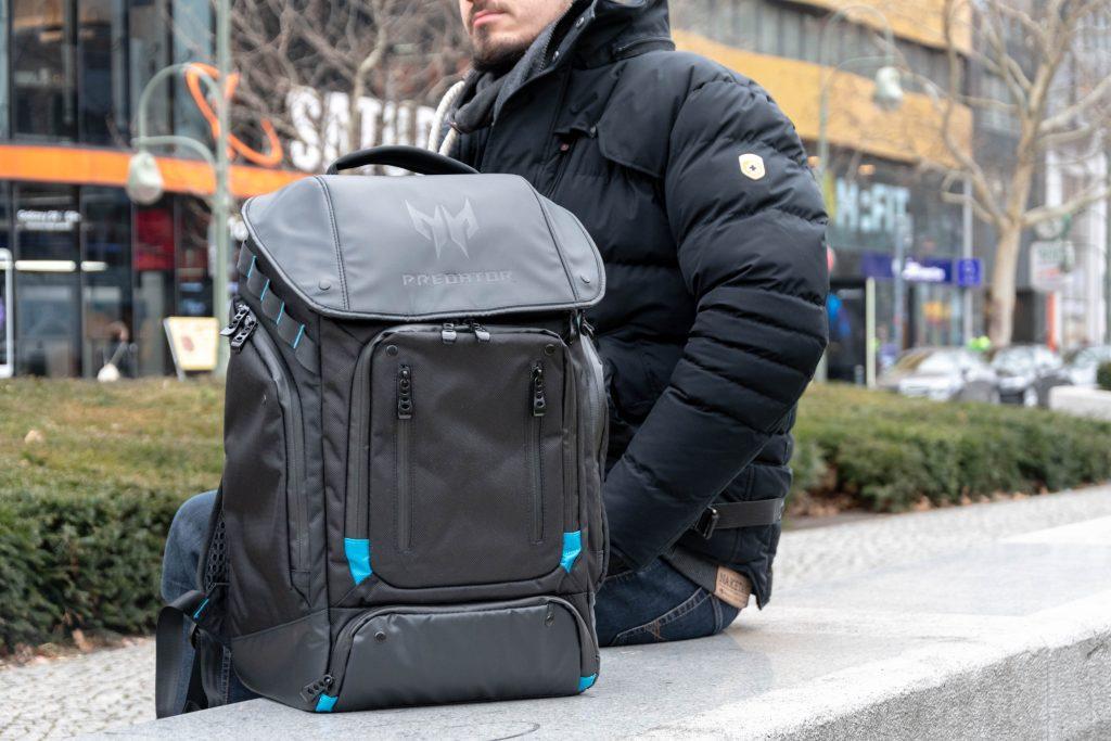 acer predator gaming rucksack