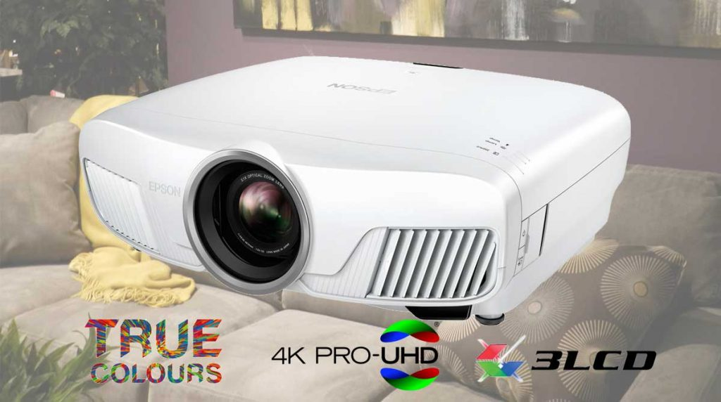 Epson EH-TW7400 – Luxuriöser Heimkino-Projektor mit motorisierter Optiksteuerung