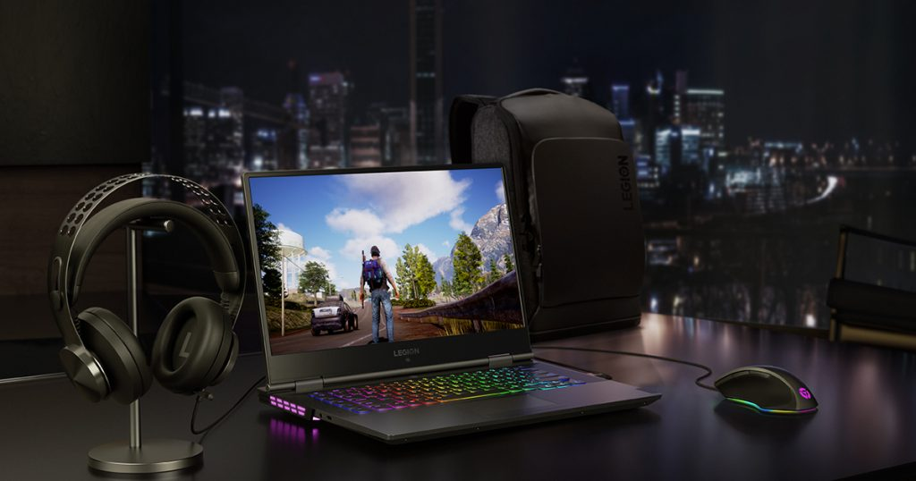 [CES 2019] Lenovo legt seine Gaming-Hardware neu auf