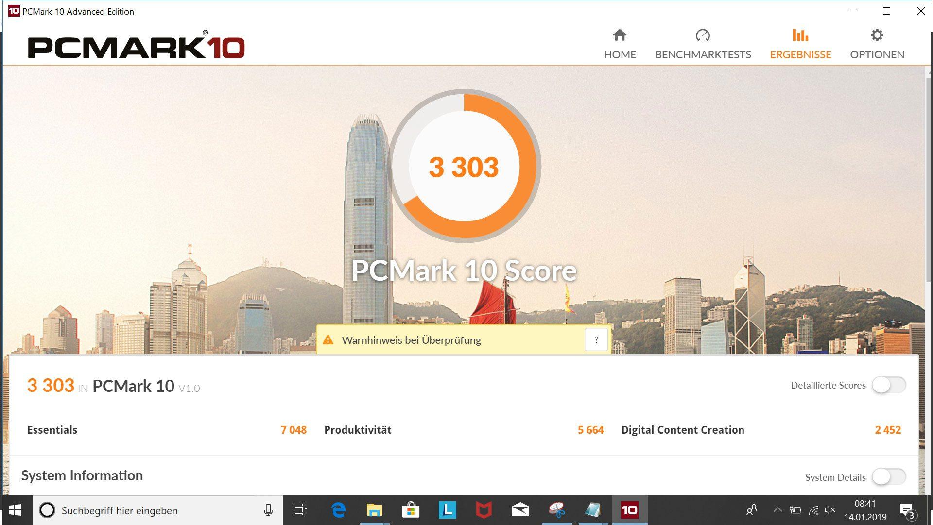 Lenovo YOGA S730-13IWL Benchmark_1
