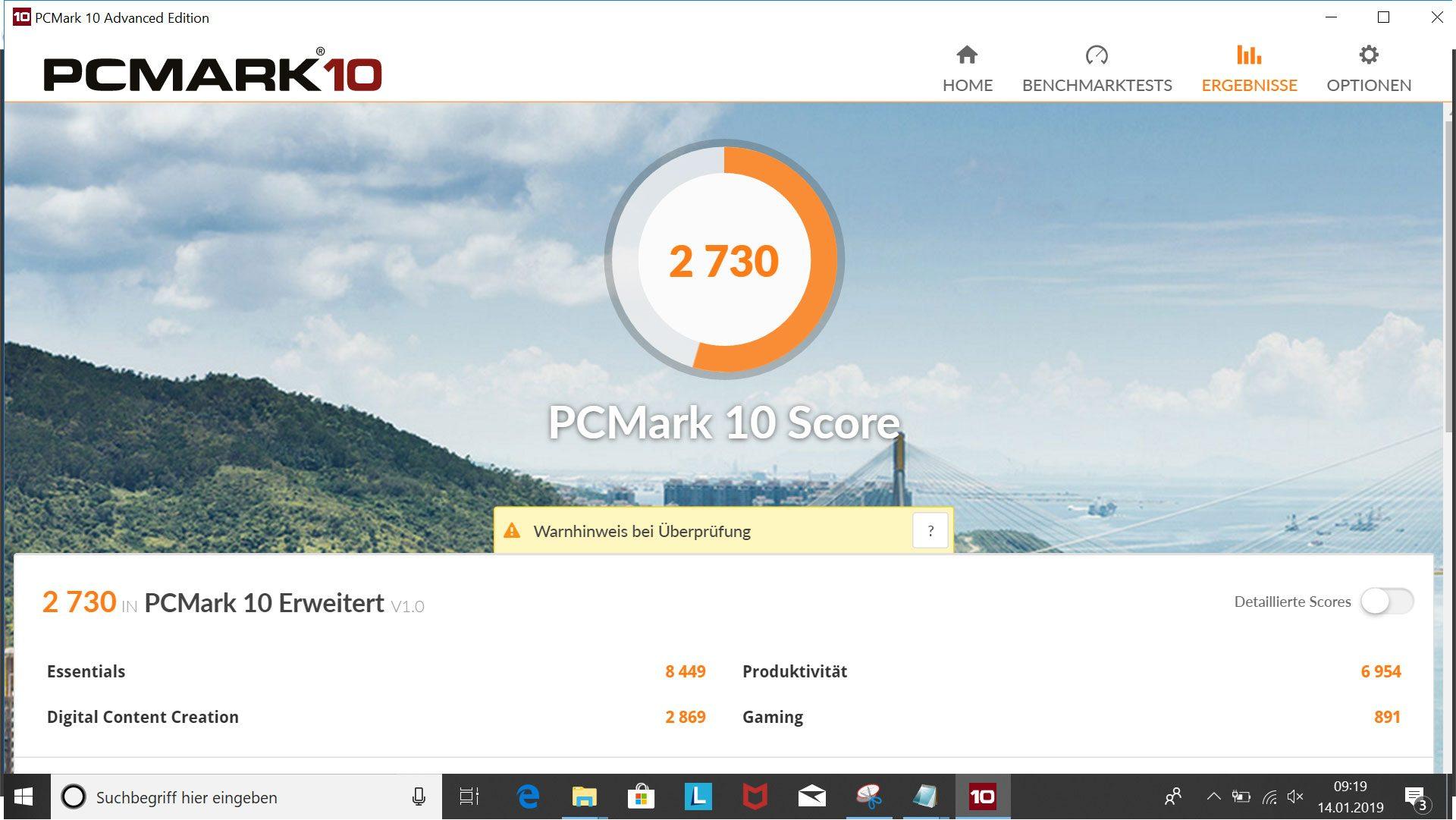 Lenovo YOGA S730-13IWL Benchmark_3
