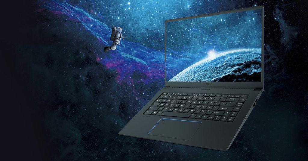 [CES 2019] MSI präsentiert mit dem PS63 Modern ein schlankes Multimedia-Notebook mit Alu-Body