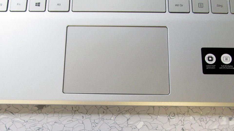 Medion AKOYA S6445 Tastatur_2