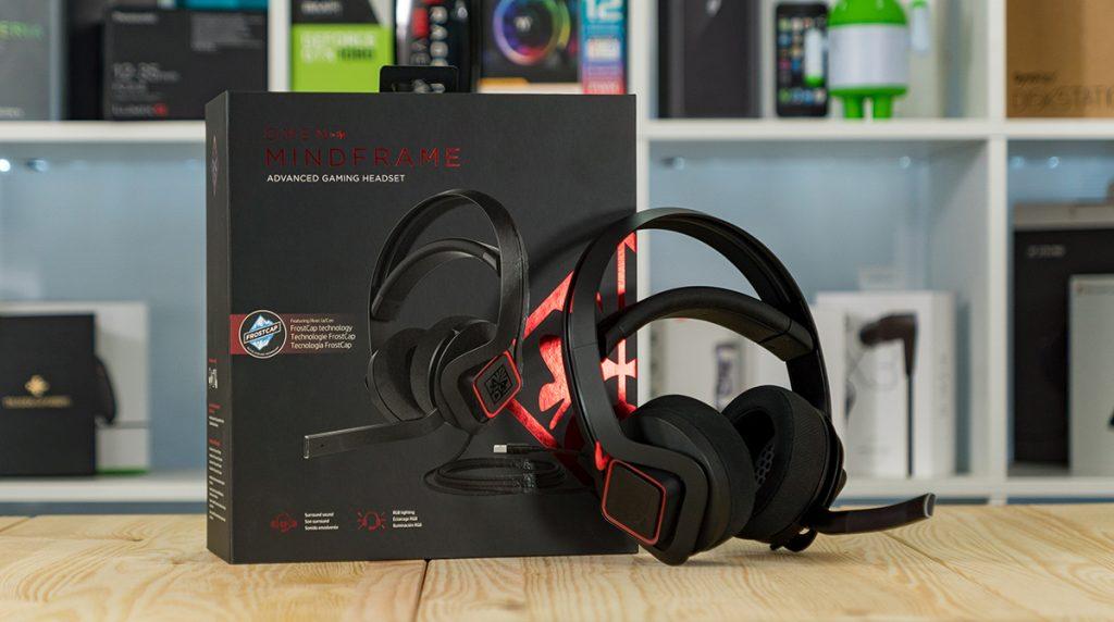 OMEN by HP Mindframe: klangstarkes Gaming-Headset mit FrostCap-Technologie und RGB-Beleuchtung im Test