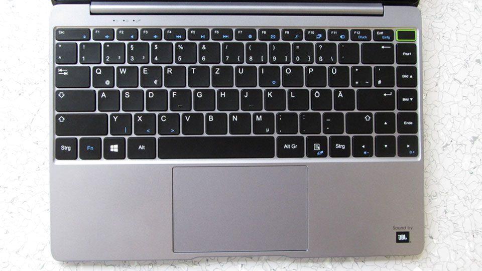 TREKSTOR PRIMEBOOK U13B-PO Tastatur_1