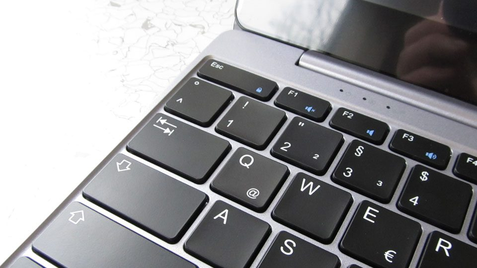 TREKSTOR PRIMEBOOK U13B-PO Tastatur_8