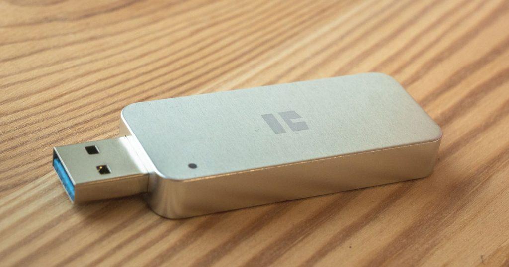 Trekstor I.GEAR Prime SSD-Stick – kompakte SSD im Kurztest