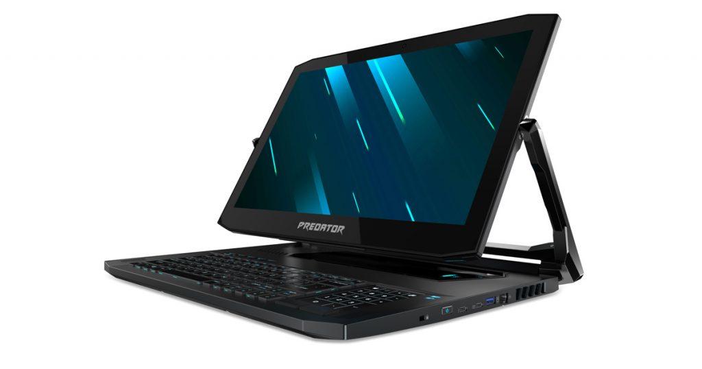 [CES 2019] Acer zeigt mit dem Predator Triton 900 ein Gaming-Convertible