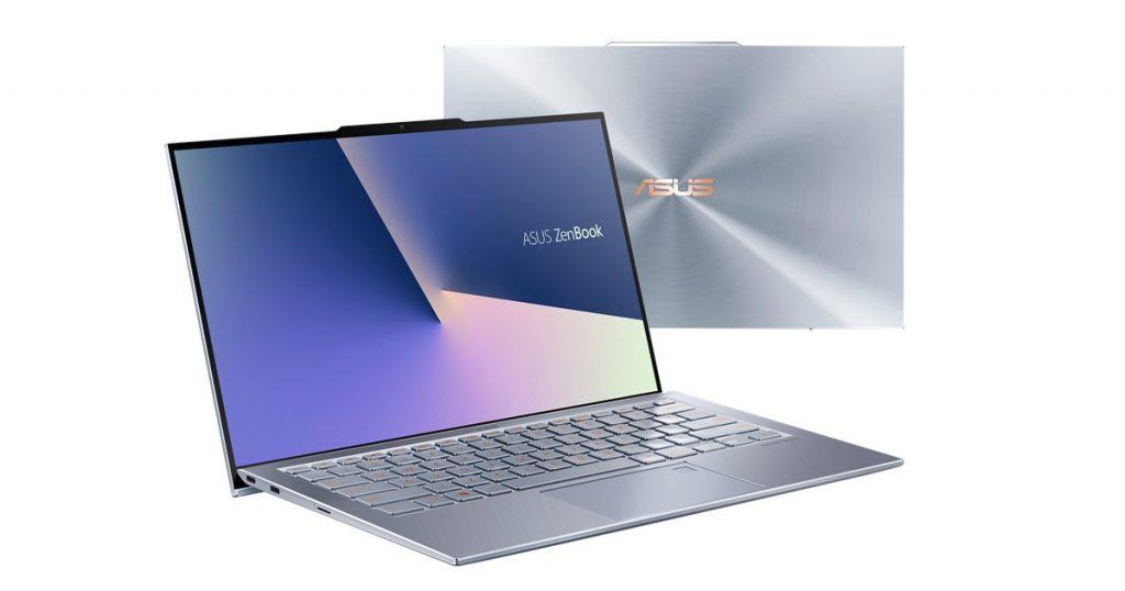 [CES 2019] 97% Screen-to-Body-Ratio: Asus zeigt das neue ZenBook S13