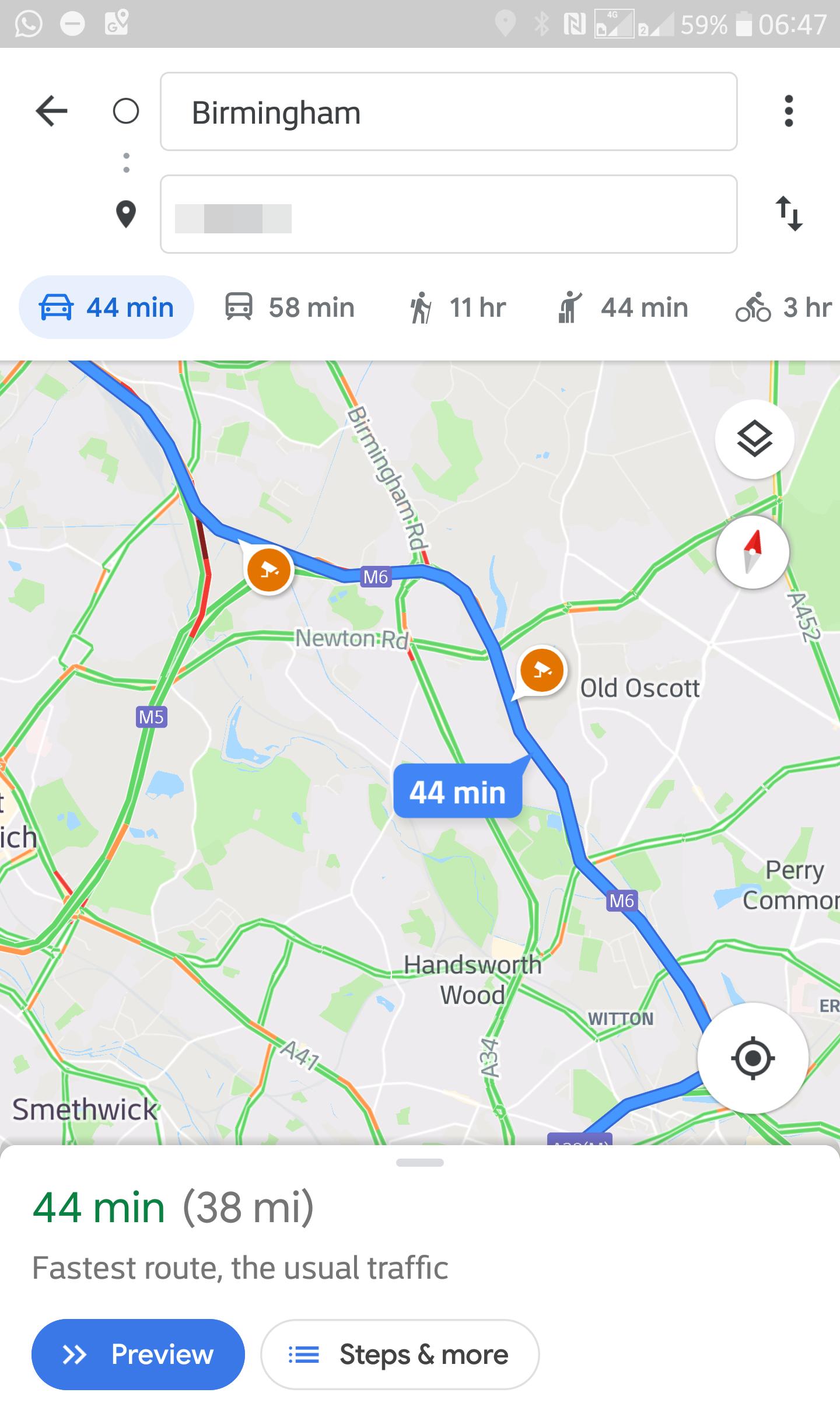 Blitzer.De Mit Google Maps Starten