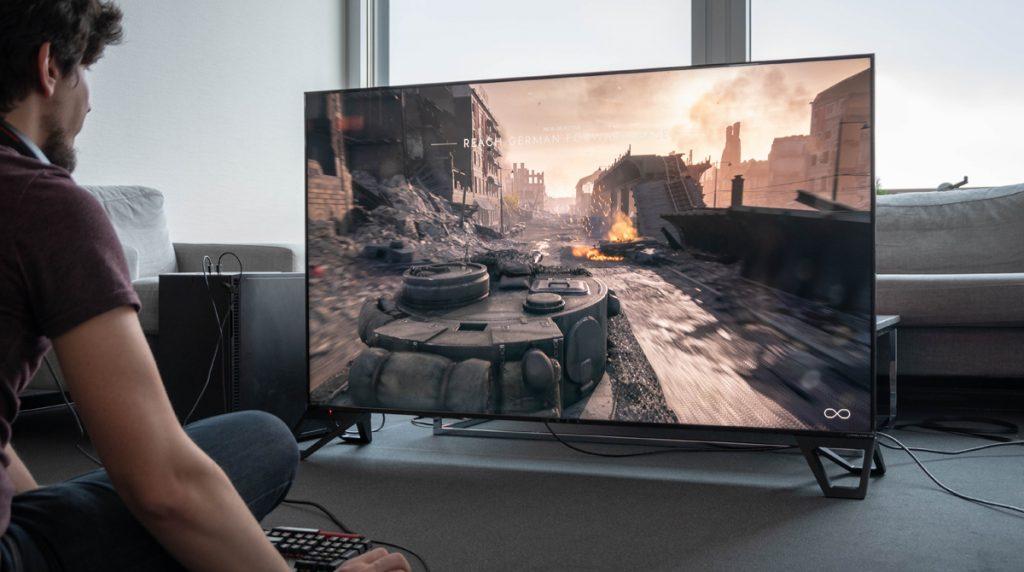 HP Omen X Emperium 65: Ein wirklich riesiger Gaming-Monitor