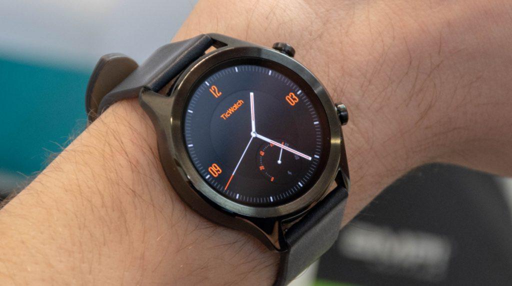 Mobvoi Ticwatch C2: Minimalistische Smartwatch mit vielen Funktionen