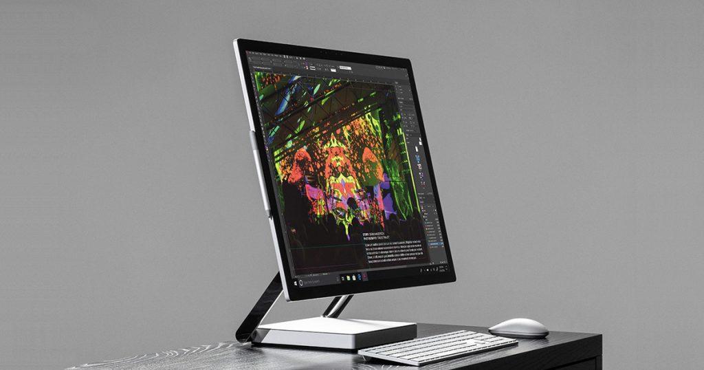 Microsoft Surface Studio 2 ab sofort bei uns vorbestellbar