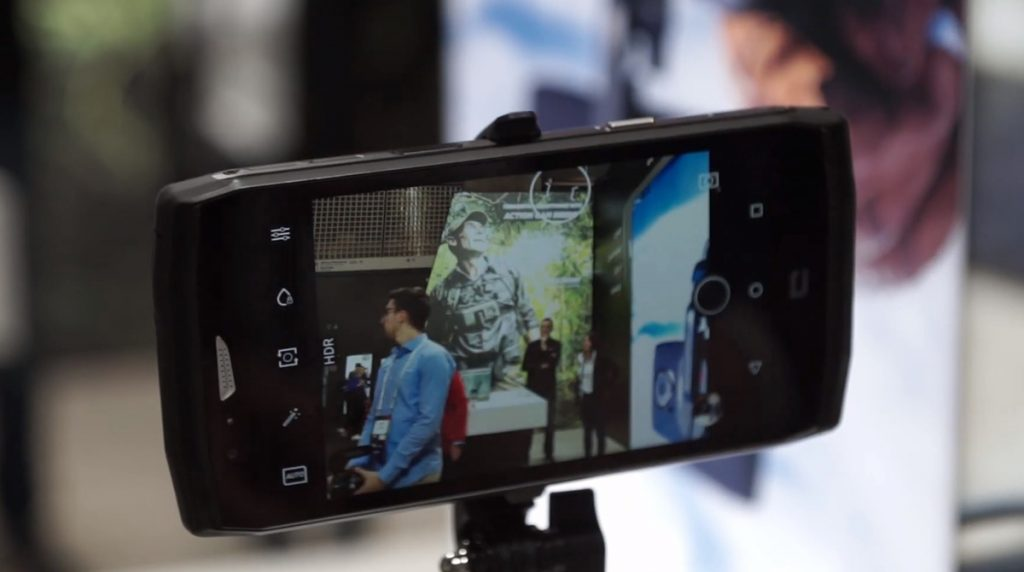 [MWC 2019] Crosscall Trekker-X4: Outdoor Smartphone mit Action-Kamera im Hands-On