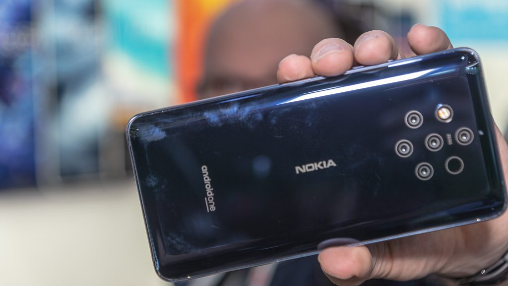 [MWC 2019] Hands-on mit dem Nokia 9 PureView