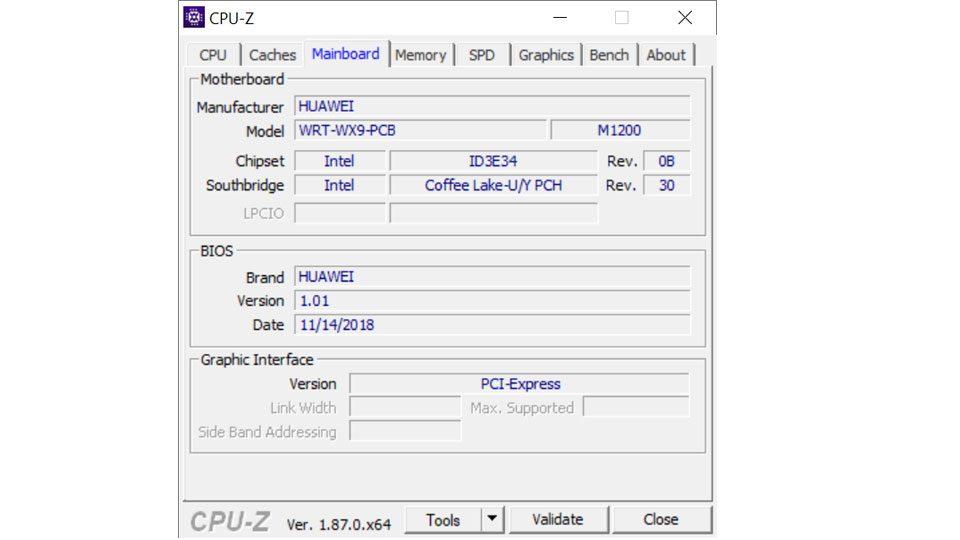 Huawei Mate Book 13 Hardware_3