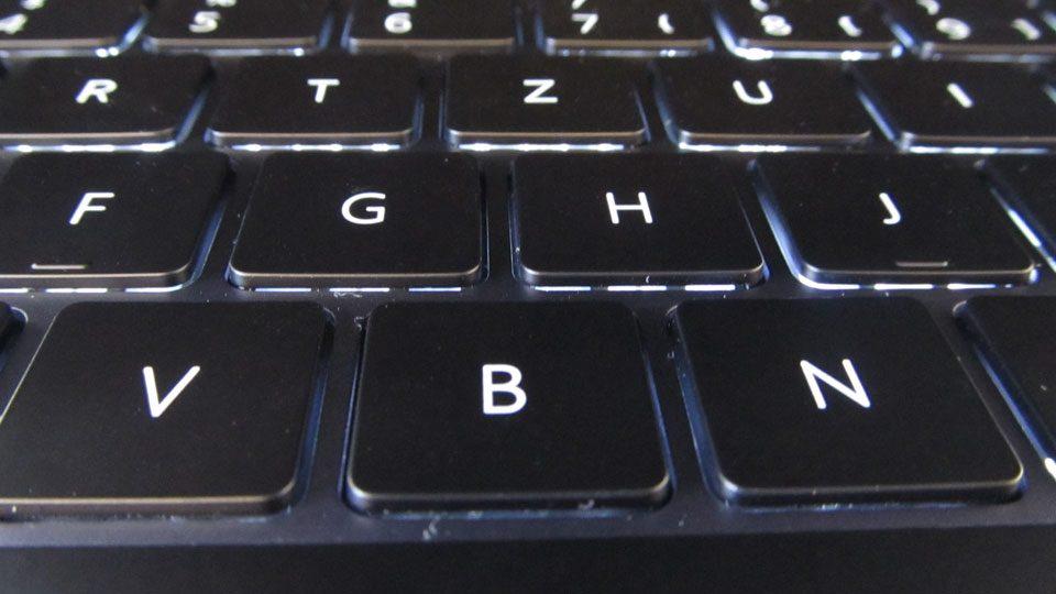 Huawei Mate Book 13 Tastatur_5