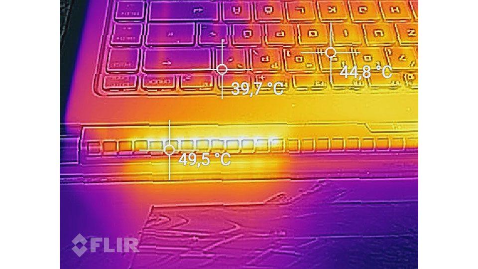 MSI PS63 Modern 8RC Hitze_3