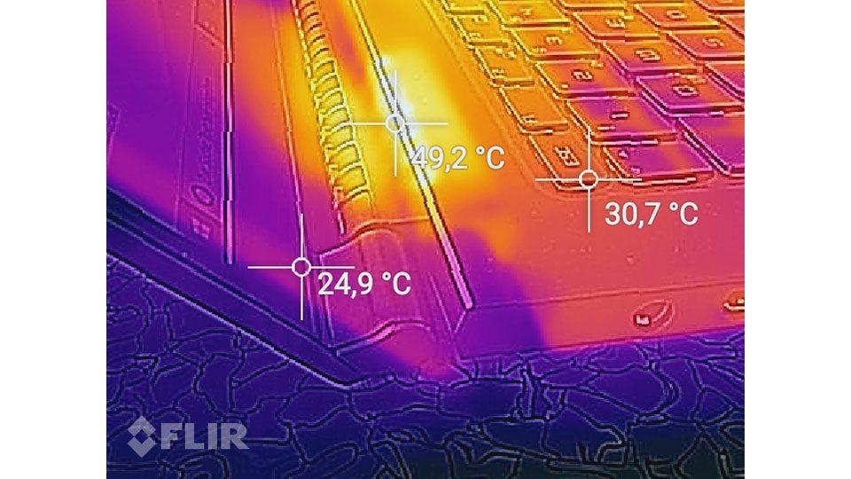 MSI PS63 Modern 8RC Hitze_5