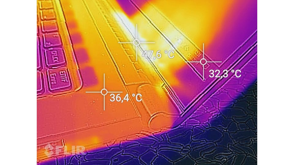 MSI PS63 Modern 8RC Hitze_6