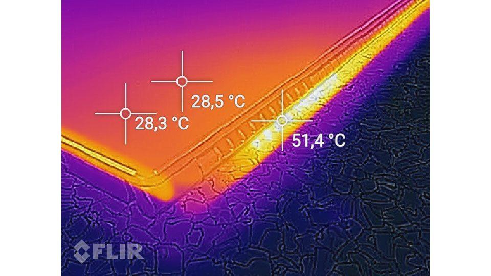 MSI PS63 Modern 8RC Hitze_8