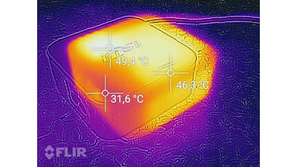 MSI PS63 Modern 8RC Hitze_9