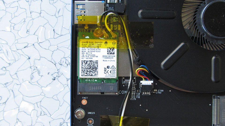 MSI PS63 Modern 8RC Innen_5