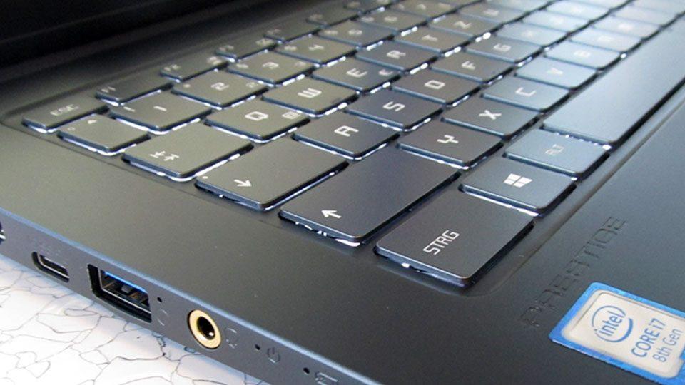 MSI PS63 Modern 8RC Tastatur_6