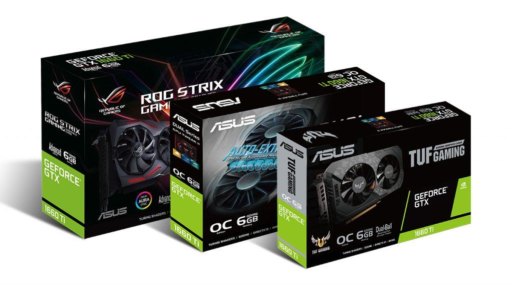 NVIDIA® GeForce® 1660 Ti ab sofort bei uns im Shop erhältlich