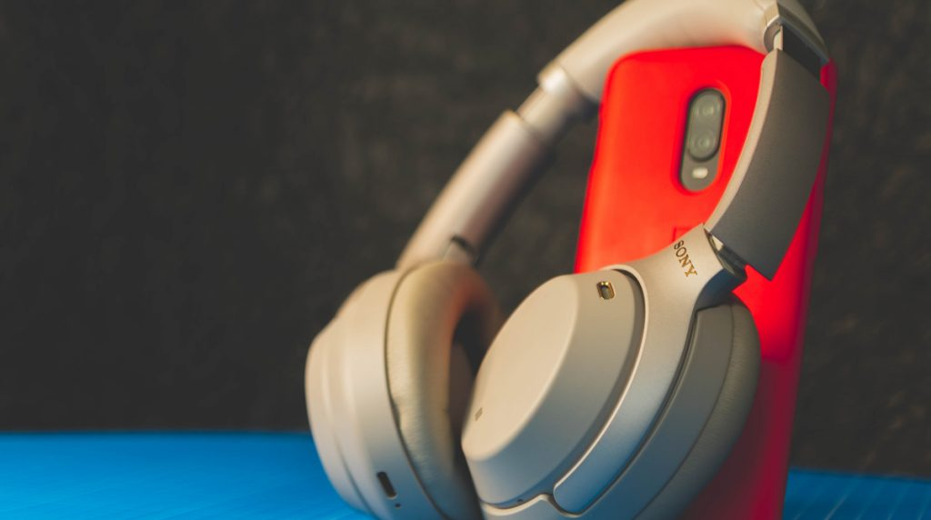 Sony WH-1000XM3 bluetooth-kopfhörer