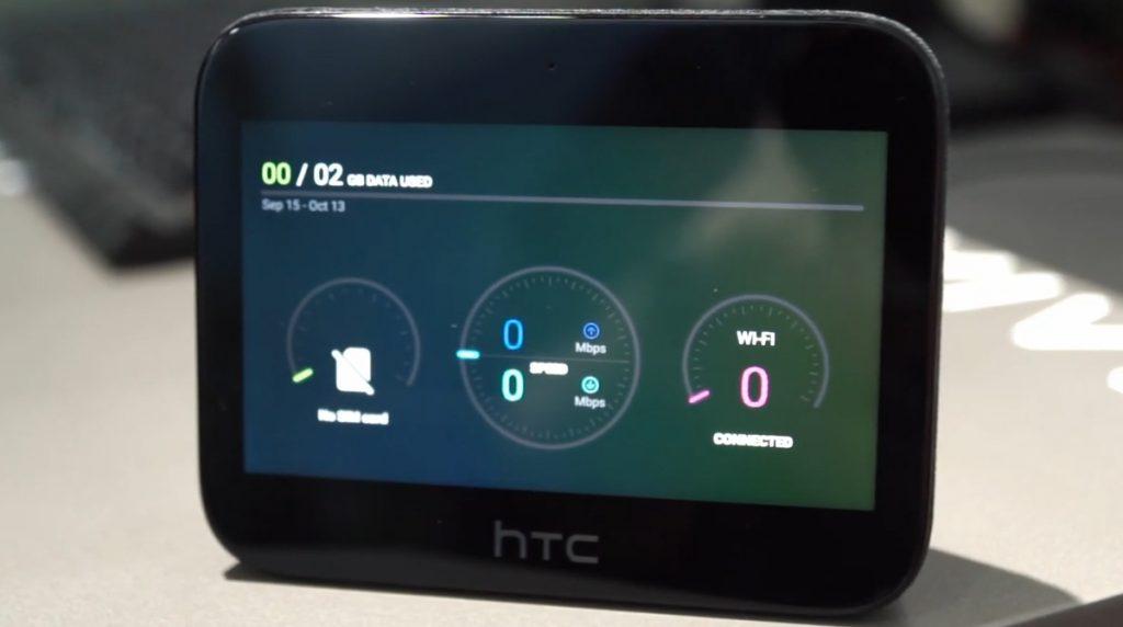 [MWC 2019] HTC zeigt mobilen 5G Hub